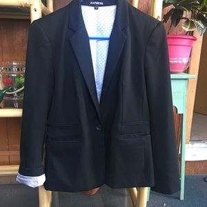Espress Woman black blazer